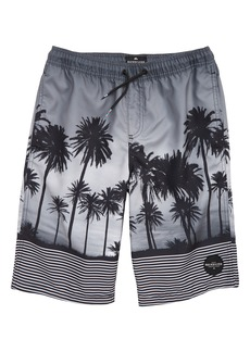 Quiksilver Sunset Vibes Volley Shorts (Big Boys)