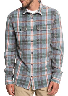 Quiksilver Super Tang Flannel Shirt