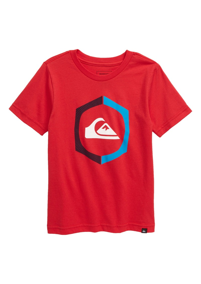 Quiksilver Sure Thing Graphic Tee (Toddler Boys & Little Boys)
