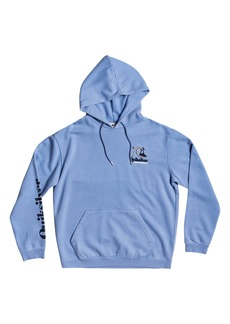 Quiksilver Sweet as Slab Embroidered Logo Hooded Sweatshirt