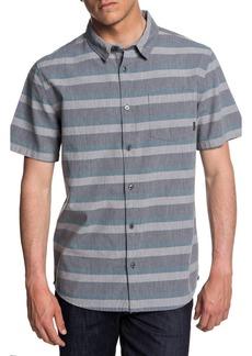 Quiksilver Tama Kai Striped Woven Shirt