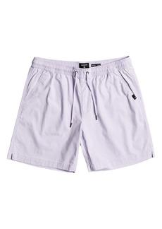 Quiksilver Taxer Drawstring Shorts