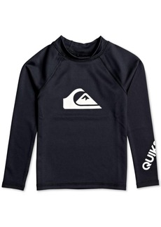 Quiksilver Toddler & Little Boys All Time Rash Guard