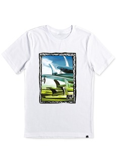 Quiksilver Toddler & Little Boys Cotton Graphic-Print T-Shirt