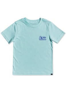 Quiksilver Toddler & Little Boys Cotton Logo-Print T-Shirt