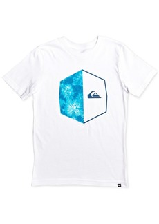 Quiksilver Toddler & Little Boys Logo-Print Cotton T-Shirt
