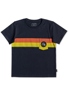 Quiksilver Toddler & Little Boys Multiply Stripe T-Shirt