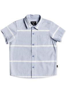 Quiksilver Little Boys Kalua Kobi Short-Sleeve Shirt