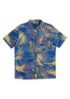 Quiksilver Tropic Button-Up Shirt (Toddler & Little Boy)