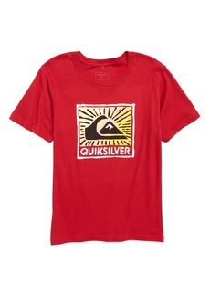Quiksilver Under The Sun Graphic T-Shirt (Big Boys)