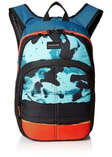 Quiksilver Unisex Burst Backpack moroccan blue camo