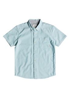Quiksilver Waterfalls Woven Shirt (Big Boys)