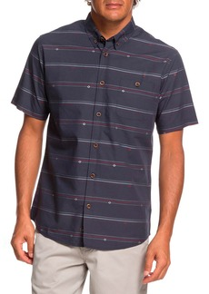 Quiksilver Waterman Collection Flow Fellow Regular Fit Sport Shirt