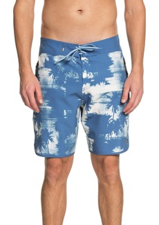 Quiksilver Waterman Collection Paokalani Board Shorts