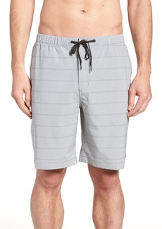 Quiksilver Waterman Collection Suva Amphibian Hybrid Shorts