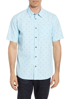 Quiksilver Waterman Collection Trailblazed Regular Fit Performance Sport Shirt