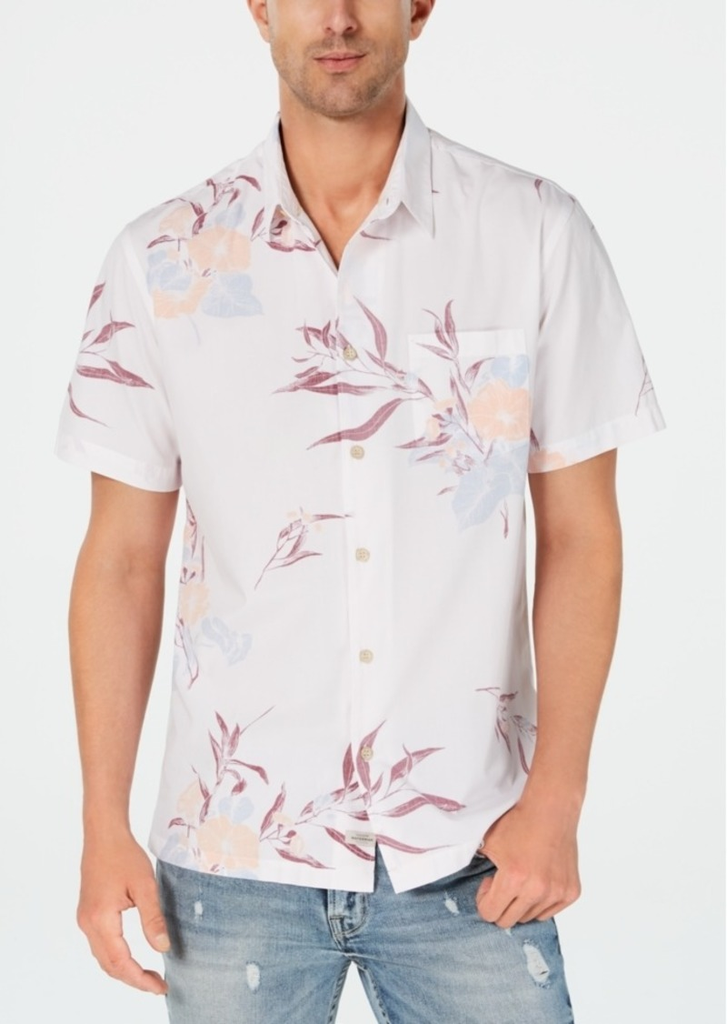 Quiksilver Waterman Loninum Shirt