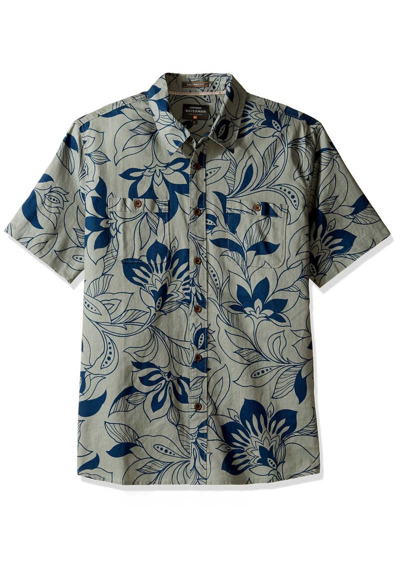 Quiksilver Waterman Men's Abundance Woven Top