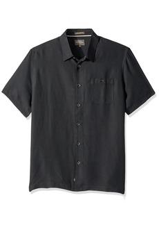 Quiksilver Waterman Men's Avalon Regular Fit Button Down Shirt  XL