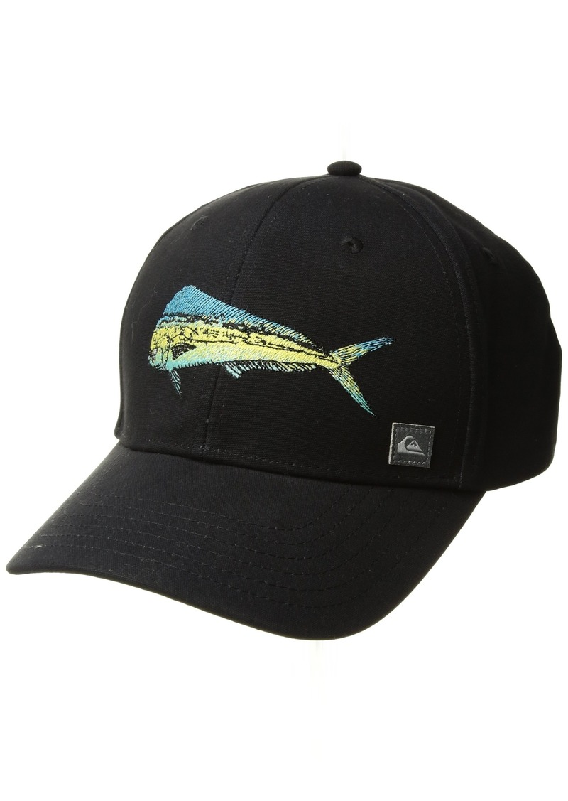 2f622a335325a Quiksilver Quiksilver Waterman Men s Bait Runner Trucker Hat