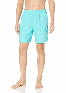 Quiksilver Waterman Men's Balance 18 Volley Swim Trunk  S