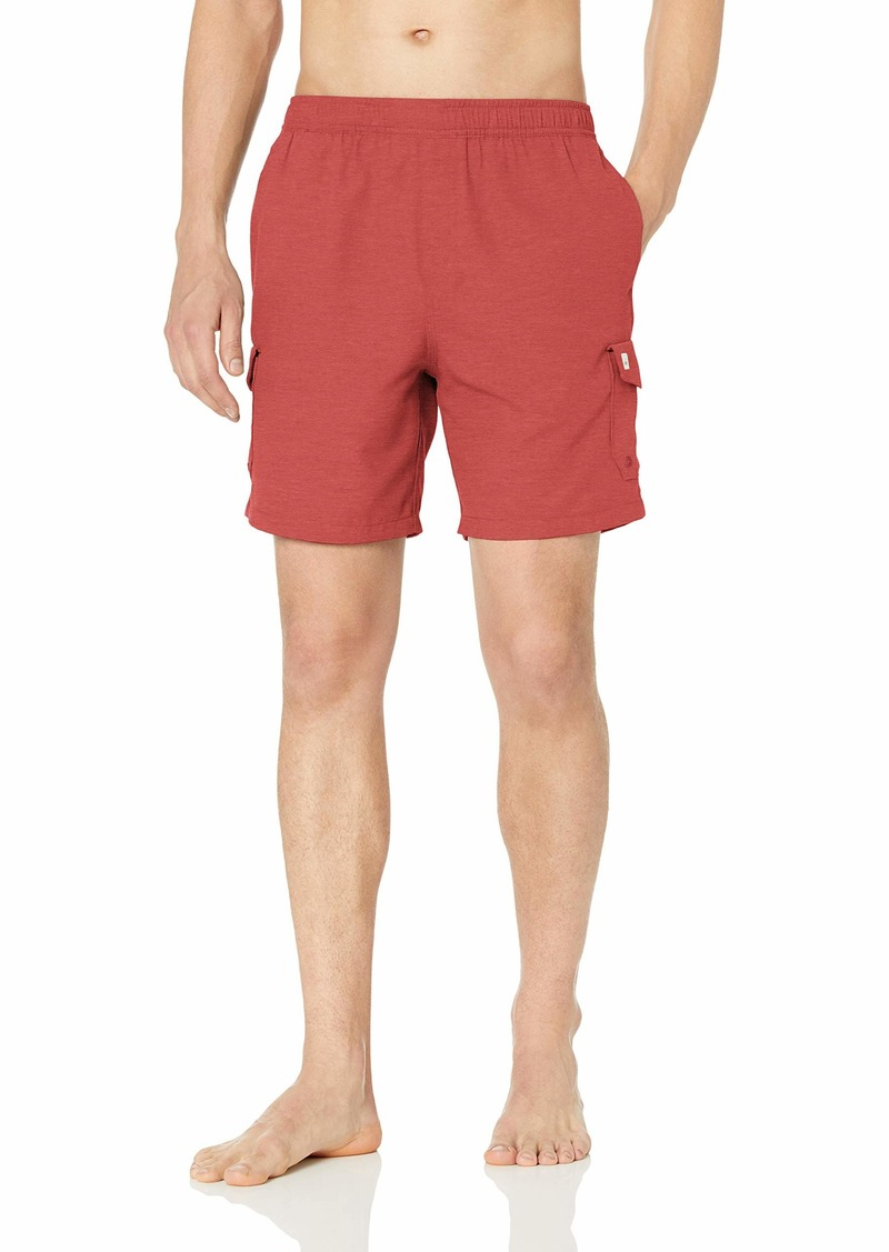 Quiksilver Waterman Men's Balance Volley 18 Boardshort Swim Short  XXL