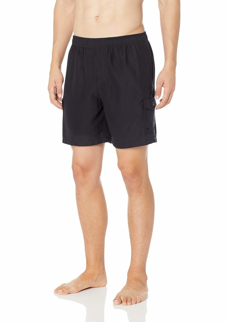 Quiksilver Waterman Men's Balance Volley Swim Trunk 18  M