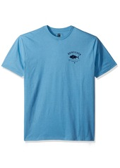 Quiksilver Waterman Men's Big Eye Tee Shirt  S