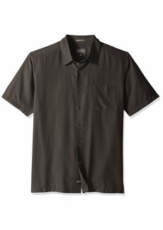 Quiksilver Waterman Men's Cane Island Button Down Shirt  S
