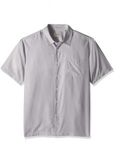 Quiksilver Waterman Men's Cane Island Button Down Shirt  XXL
