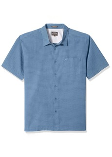 Quiksilver Waterman Men's Centinela 4 Button Down Shirt  S