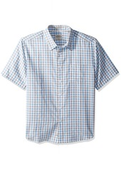 Quiksilver Waterman Men's Checked Light Woven Top  M