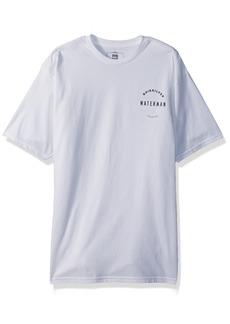 Quiksilver Waterman Men's Fish Graphic Tee Shirt  M