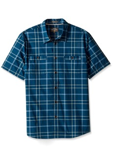 Quiksilver Waterman Men's Island Job Woven Top