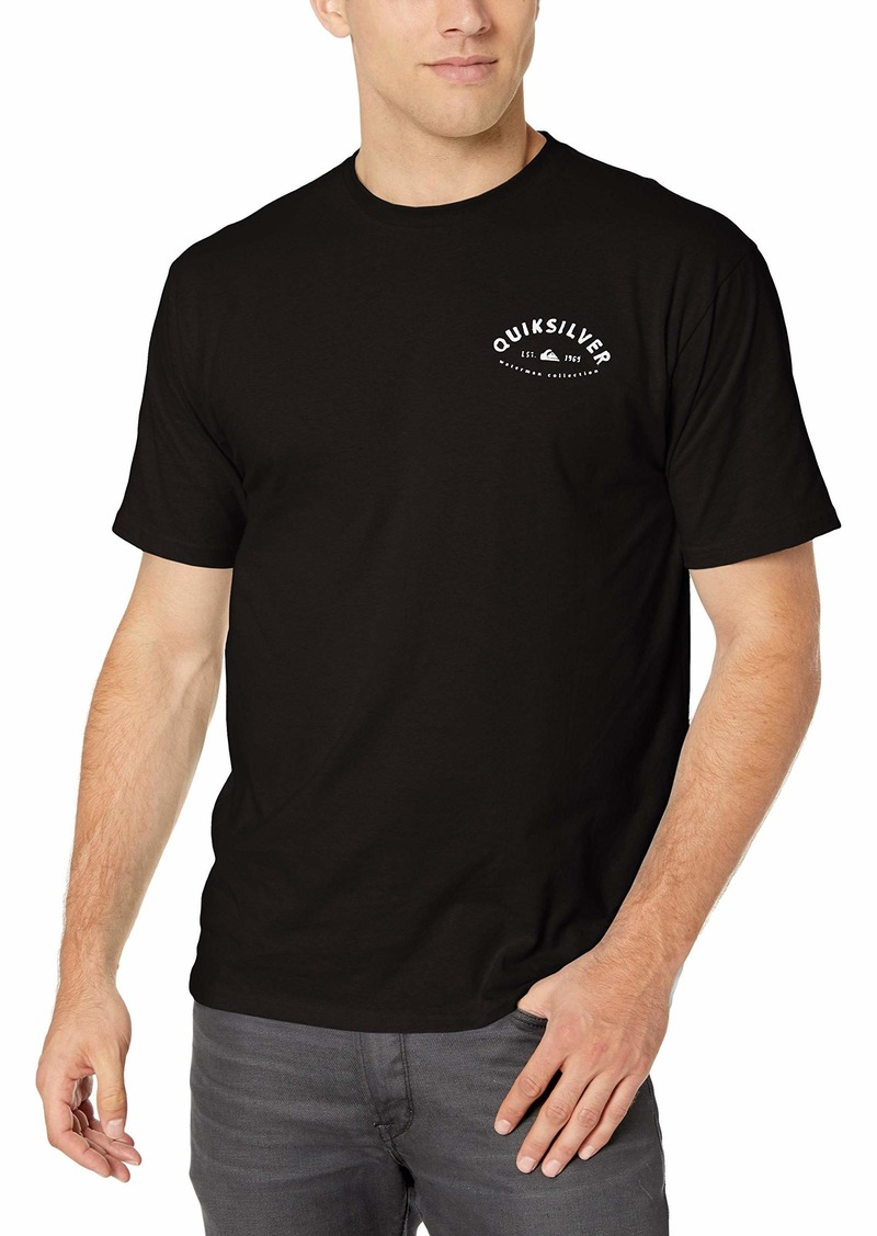 Quiksilver Waterman Men's Jim T-Shirt  M