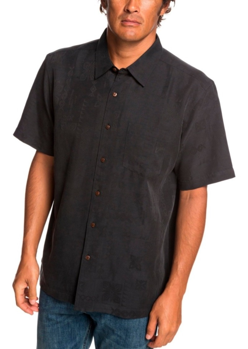Quiksilver Waterman Men's Kelpies Bay Shirt