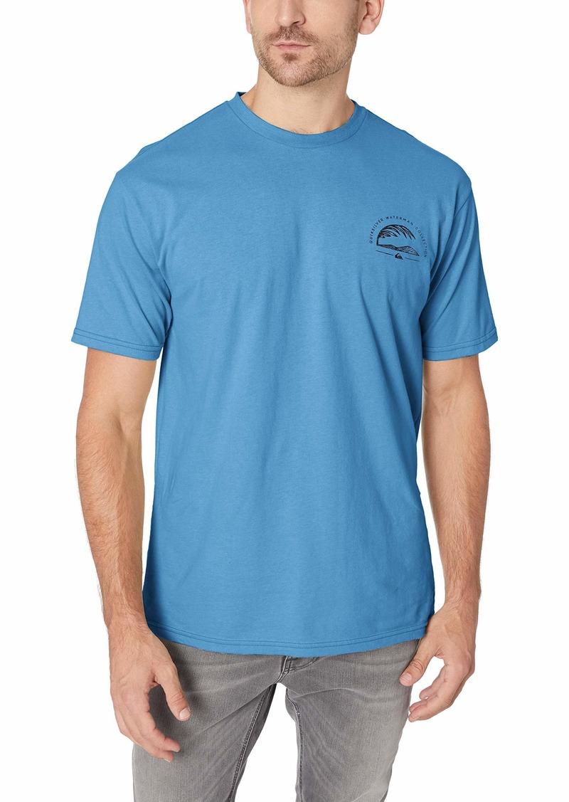 Quiksilver Waterman Men's Komaga Take T-Shirt  M