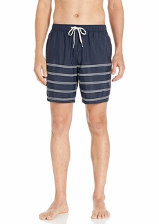 Quiksilver Waterman Men's Lighthouse Volley 18 Boardshort Swim Trunk  M