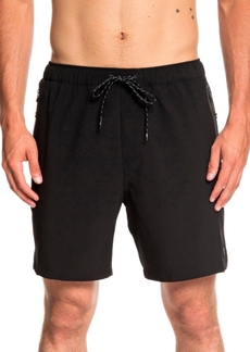 "Quiksilver Waterman Men's Lockdown 18"" Volley Short"