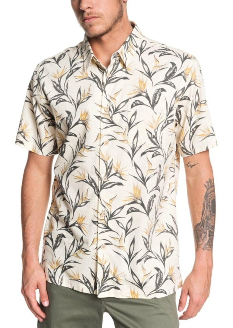 Quiksilver Waterman Men's Maze Day Shirt