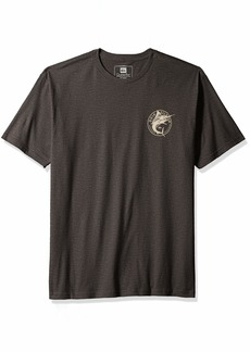 Quiksilver Waterman Men's Mulege Screen Tee  S