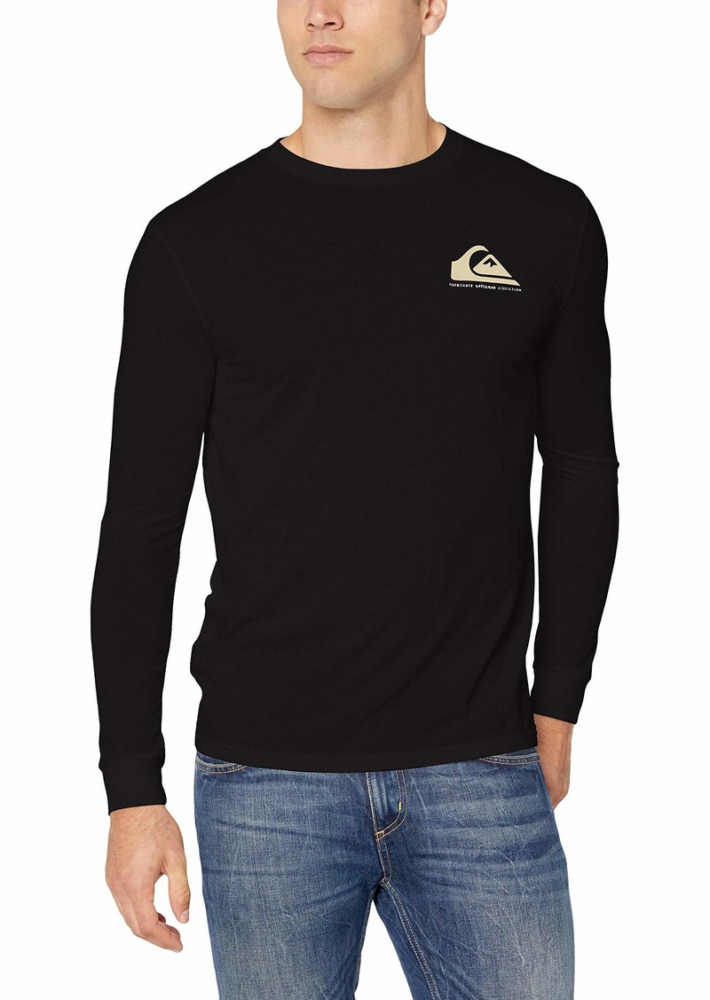 Quiksilver Waterman Men's Nicest Way to Fish T-Shirt  S