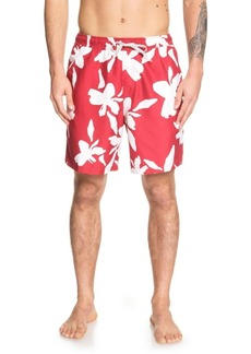 Quiksilver Waterman Men's No Vacancy Volley 18