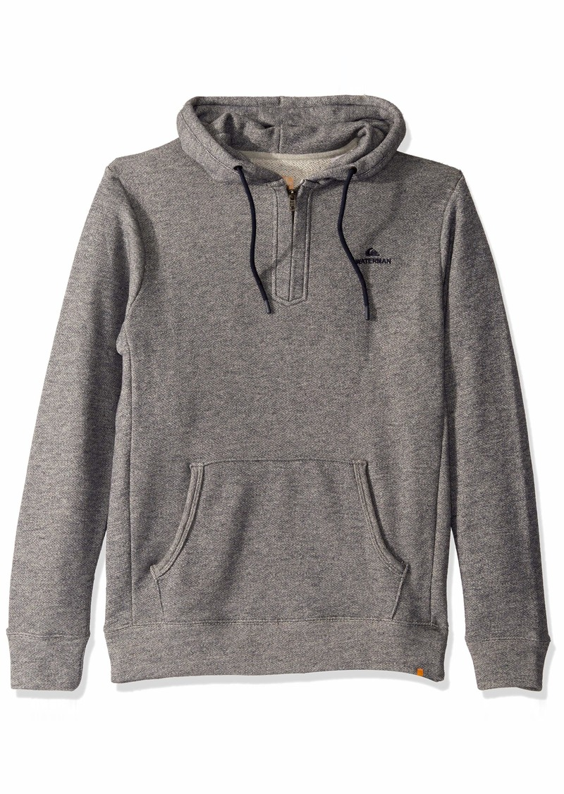 Quiksilver Waterman Men's Ocean Nights Hoody Fleece Parisian Marl XXL