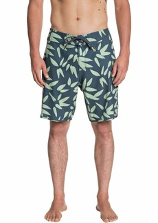 Quiksilver Waterman Men's Odysea Boardshort Swim Trunk 19
