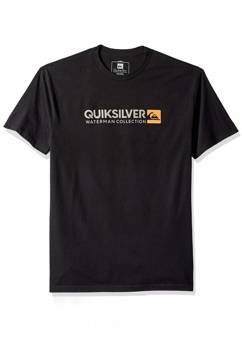 Quiksilver Waterman Men's Onstand T-Shirt  S