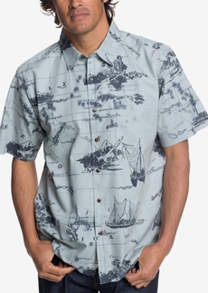 Quiksilver Waterman Men's Pacific Seas Shirt