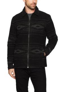 Quiksilver Waterman Men's Salina Cruz Jacket Black XL