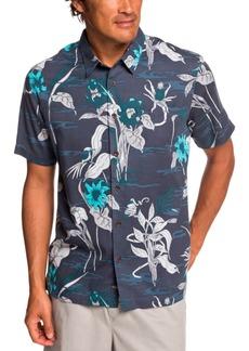 Quiksilver Waterman Men's Same Road Shirt