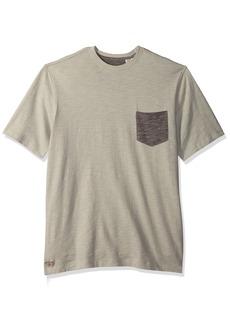 Quiksilver Waterman Men's Sandberm Knit Shirt  XL
